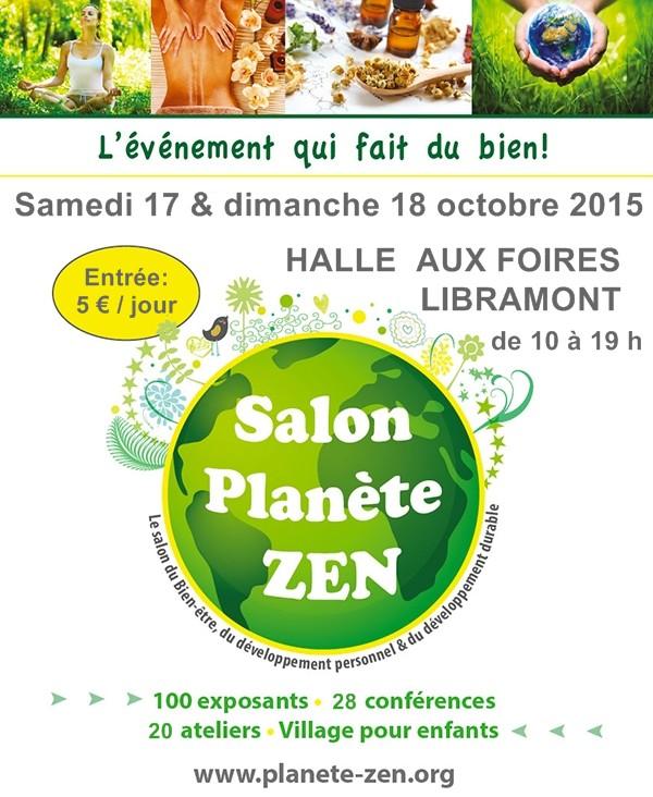 Salon Planete ZEN