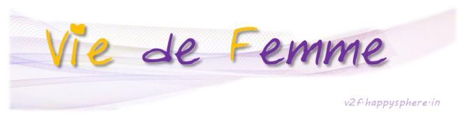 logo de la série vie de femme
