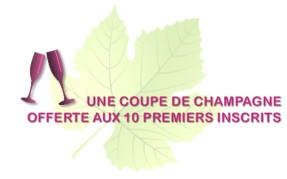 conference happysphere coupe champagne offerte