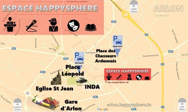espace happysphere a arlon