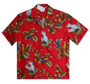 chemise hawaii