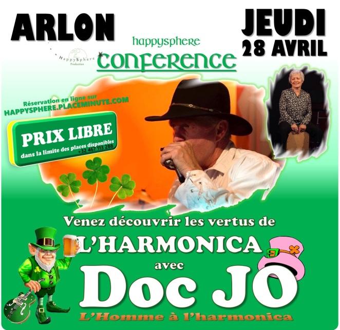 conférence de Doc Jo