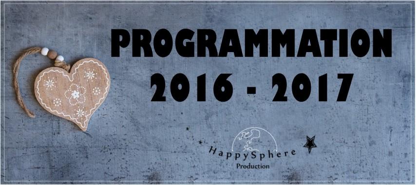 Découvrez tous les Prochains Evénemments HappySphere
