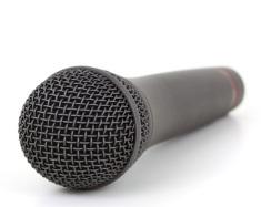 micro sans fil audio pour chanter