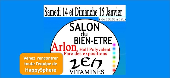 salon bien etre zen vitamines arlon 2017