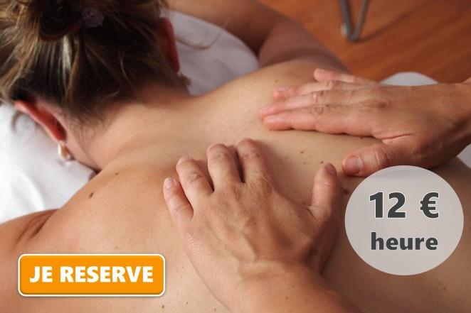 salle de massage bien etre a louer