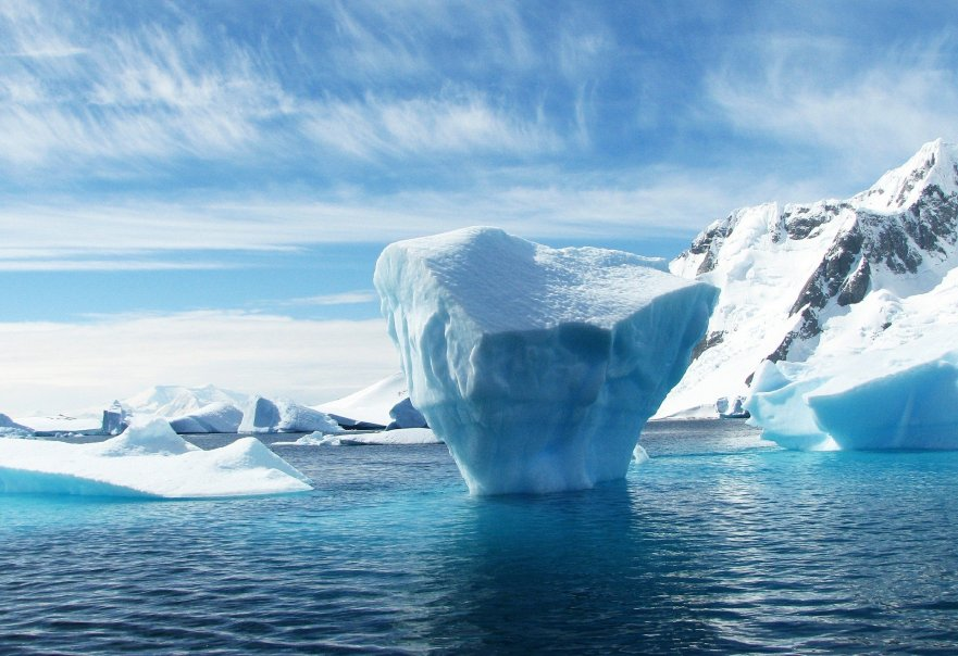 iceberg et suppositions