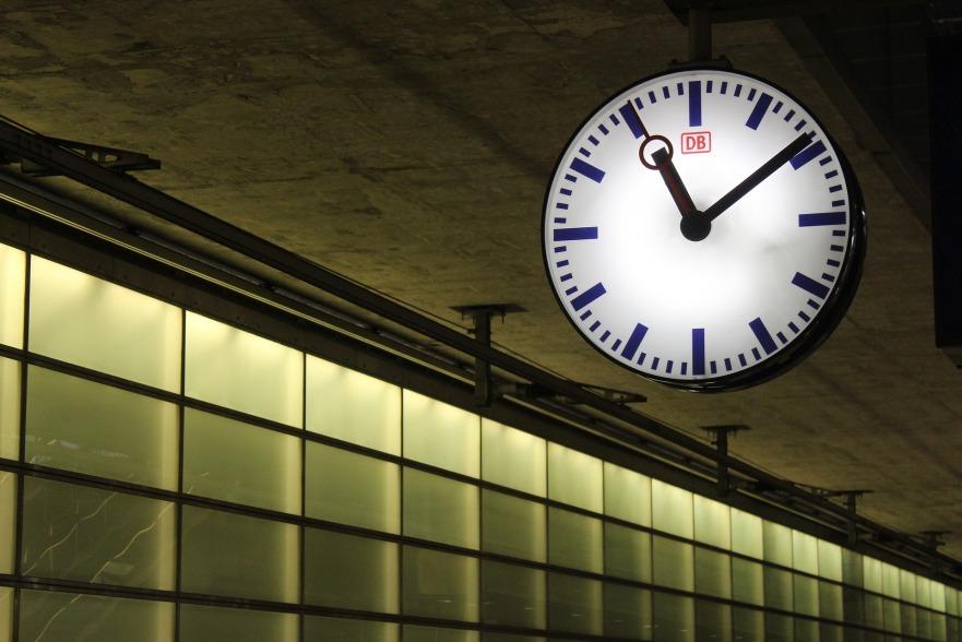 horloge procrastiner