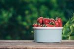 fraise envie