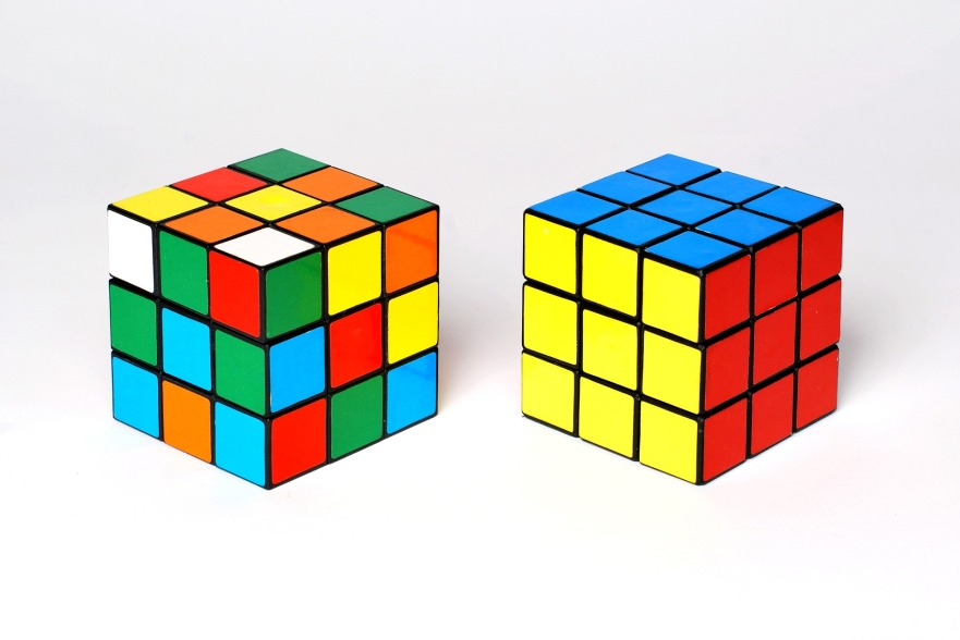 probleme rubis cube