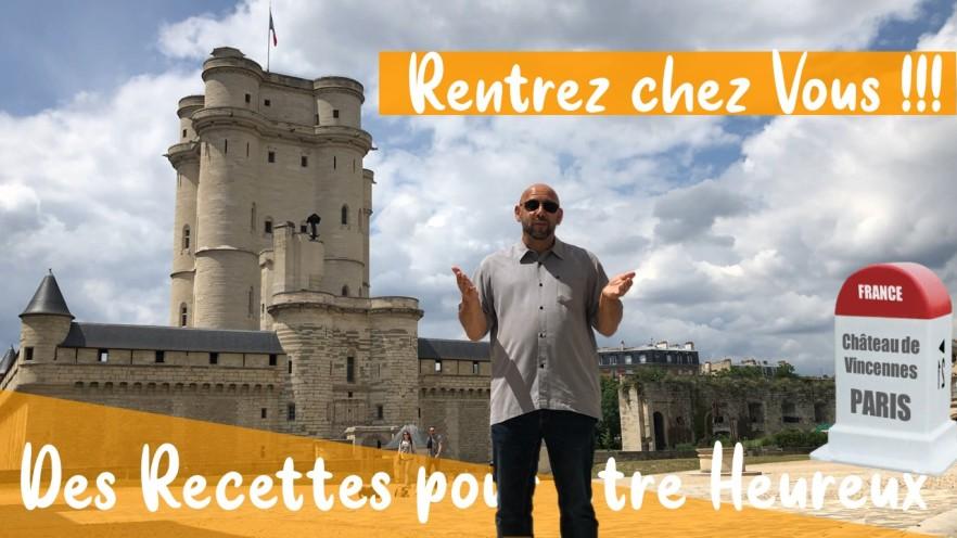 bienvenue chez vous Chateau de Vincennes